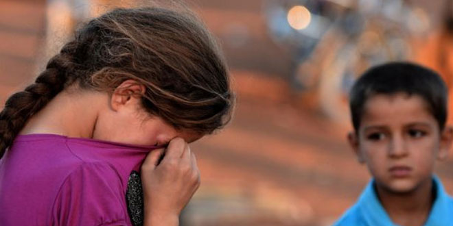 Now is Time to Recover Mental Health of Syrian Refugee Children in Maltepe