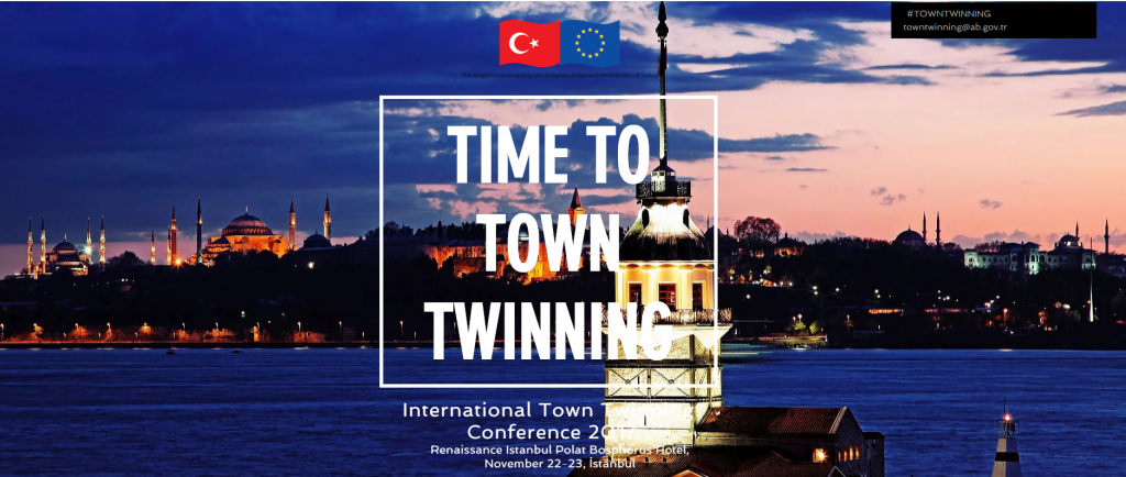 Maltepe District Governorship of Istanbul Invited to Participate in the Town Twinning Conference 2017